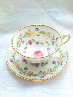 Vintage Royal Chelsea Bone China Made In by MariasFarmhouse, $75.00