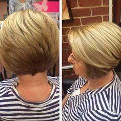 20 Cabello corto para las mujeres mayores //  #cabello #corto #mayores #mujeres #para