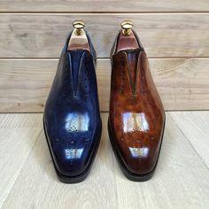 Oxford Shoes Andres Sendra http://www.andres-sendra.com/es/