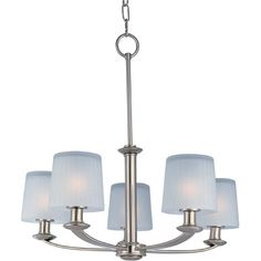 Darby Home Co Barnaby 5 Light Shaded Chandelier | Birch Lane