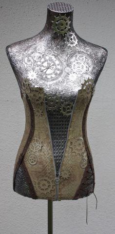 Mechanical corset