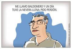 Pido perdón, por Baldomero