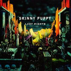 Skinny Puppy - Last Rights (Album)