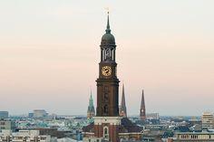 St Michaelis Kirche - Hamburg