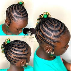 Children's Braids and Beads! Booking Link In Bio! Children's Braids and Beads! Booking Link In Bio! Black Kids Braids Hairstyles, Little Girls Natural Hairstyles, Toddler Braided Hairstyles, Lil Girl Hairstyles, Children Hairstyles, Teenage Hairstyles, Ethnic Hairstyles, Hairstyles 2018, Braid Hairstyles