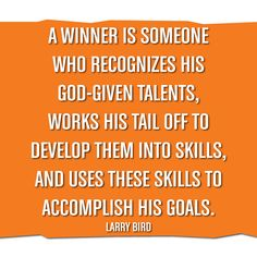 Playmakers work hard to get to where they want to be! 5 Year Plan, Larry Bird, Hard To Get, Working Hard, Motivational, How To Plan, Quotes, Sports, Life