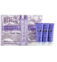 Alterna Caviar Repair RX Transformation Kit * Review more details @