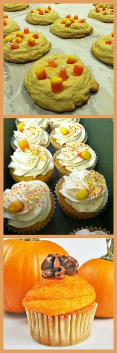 Halloween Sweet Treats available at Bake For You and Bettie's Cakes