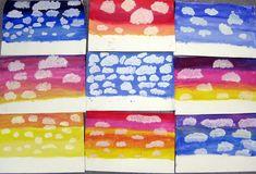 Cassie Stephens: In the Art Room: Totally Tubular Castles