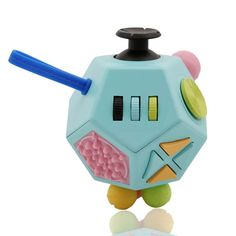 Fidget Cube Anti-Irritability Stress Relief Toy for Adults and Children