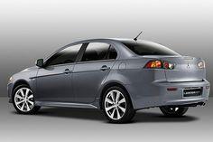 carro novo: Mitsubishi Lancer 2013