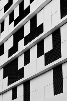 Art Deco Miami Beach by Adam Sherbell Miami Beach, Miami Art Deco, Facade Design, Facade Architecture, Art Deco Design, Architect Design, Architectural Elements, Decor Interior Design, Black And White