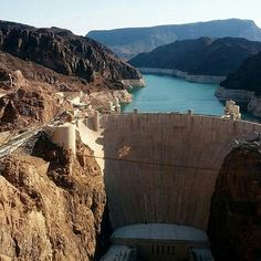 Hoover Dam in Boulder City, Nevada just outside of Las Vegas. Las Vegas Love, Boulder City, Hoover Dam, South Of France, Idaho, Jamaica, Nevada, Places Ive Been, Mount Rushmore