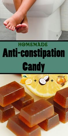 Constipation Homemade Anti-constipation Candy a cup of liquid coconut oil – ¼ cup of lemon juice – two teaspoons of honey – ¼ teaspoon Himalaya salt - Here is a sweet home treatment that treats constipation. Home Remedies Constipation, Oil For Constipation, Constipation Problem, Liquid Coconut Oil, Coconut Milk, Natural Colon Cleanse, Ginger Benefits, Be Natural, Natural Living