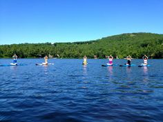Back to Earth – A Weekend Retreat combining Stand Up Paddleboard, Yoga & Hiking!