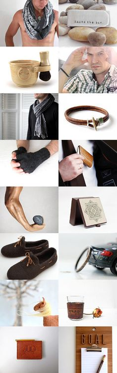 Love HIM..... Gift guide for man :)  by Agne Ramonaite-Bockiene on Etsy--Pinned with TreasuryPin.com