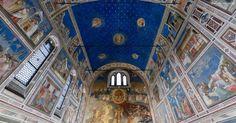 Giotto, la sua esperienza figurativa e la nascita di un nuovo stile: pittura capace di rendere l'umanità dei personaggi sacri.