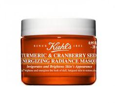 Turmeric & Cranberry Seed Energizing Radiance Masque Gesichtsmaske
