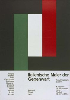 Hans Neuburg — Italienische Maler der Gegenwart (1960)