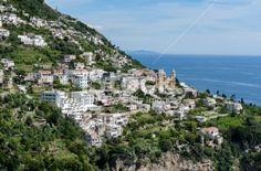 Praiano Italy Royalty Free Stock Photo
