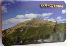 Pamiątkowy Magnes 3D Śnieżka Karpacz | Pamiątkowe Magnesy | Upominki24.com