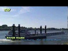 Tolkamer Europaboulevard - ms Alja aan Autosteiger - YouTube