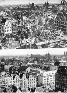 Greatest cities lost during WWII - (Maximum 5 images per post, Pre-war images only) - Page 16 - SkyscraperCity List Of Cities, Nottingham City, Genius Loci, Dresden Germany, War Image, Classic Architecture, Ap Art, Prussia, World War Two
