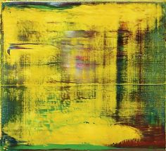 Gerhard Richter   Abstraktes Bild 817-2, 1994  Oil on canvas  51 x 56 cm