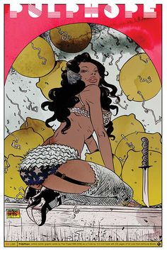 PULPHOPE: by Paul Pope