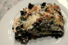 Gesas Küchenstory: Grünkohllasagne
