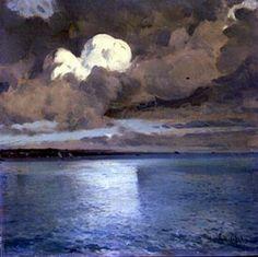 Nocturno - Eliseo Meifren i Roig - The Athenaeum