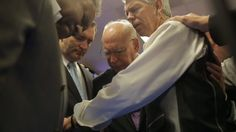 Ted Cruz, Rand Paul and Praying for Spiritual Revival In America....It was a sight to behold inside a conference ballroom at the downtown Marriott hotel in Des Moines, Iowa, as hundreds of Iowa pastors called out to God and prayed over two U.S. senators, both of whom seem interested in running for president of the United States.