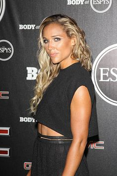 Lolo Jones arrives at the BODY at ESPYS PreParty held at Lure on July 15 2014 in Hollywood California Lolo Jones, Hollywood California, In Hollywood, Pre Party, Pole Vault, July 15, Track And Field, Athletic Women, Female Athletes