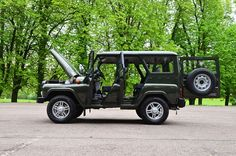UAZ Hunter - last chance to buy new vehicle | Made in Russia