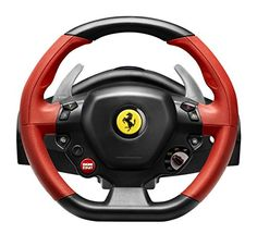 Thrustmaster Ferrari 458 Spider Racing Wheel for Xbox One -- Read more reviews of the product by visiting the link on the image.Note:It is affiliate link to Amazon. #ilikeyou