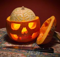 Pumpkin Brain, Tons of other Ideas on this website