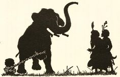 0019. The Elephant Girly-Face  Summary: A story about what happens when a kindly elephant falls under the influence of some wicked humans.