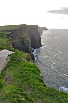 Cliffs Of Moher: One Slip And You Are Gone - A Photo Essay!