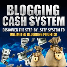 Blogging Cash System + 7 Cash Blog Videos + 22 YouTube Videos !! Let me be very clear about this - you won't make huge profits by simply having a blog on the Internet. You will have to use the techniques outlined in Blogging Cash System to create profitable blogs that generate traffic and income, but I can promise you it's amazingly effective. Can you imagine how great it will feel to start seeing substantial boosts in sales?
