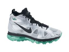 Miles' basketball shoes - Nike Air Max Griffey Fury Fuse $170