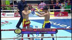 วดโอลาสด ซนโตส ศ.วชรยม VS จกรเพชร ศกจาวมวยไทยชอง3ลาสด 1/4 16 เมษายน 2559 Muaythai HD