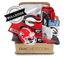 Georgia Bulldogs Memorabilia Gift | Georgia Bulldogs Signed Helmet