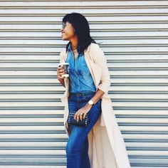 Processed with VSCO with preset Vsco, Duster Coat, Style Inspiration, Jackets, Fashion, Down Jackets, Moda, Fashion Styles, Fashion Illustrations