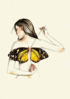 your own wings <3
