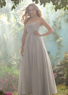 Style 503 | Alfred Angelo Bridesmaid Dresses | Disney's Fairy Tale Weddings & Honeymoons