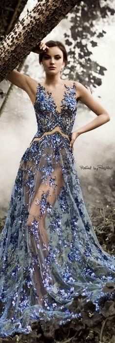 "Regilla ⚜ Paolo Sebastian ❤ ""prom dress #promdress http://pronoviasweddingdress.com/"
