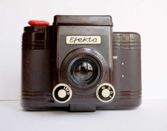 EFEKTA - una cámara vintage de los 50's · Lomography