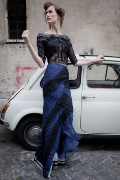 Foddis Ready To Wear Spring Summer 2014 Paris - NOWFASHION