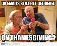 Technologically Challenged Grandparents