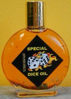 Special Dice Hair Oil